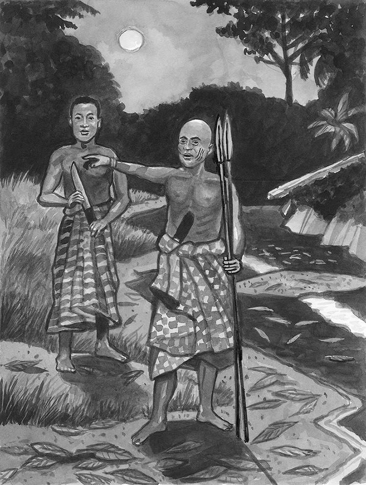 Baako and Asare