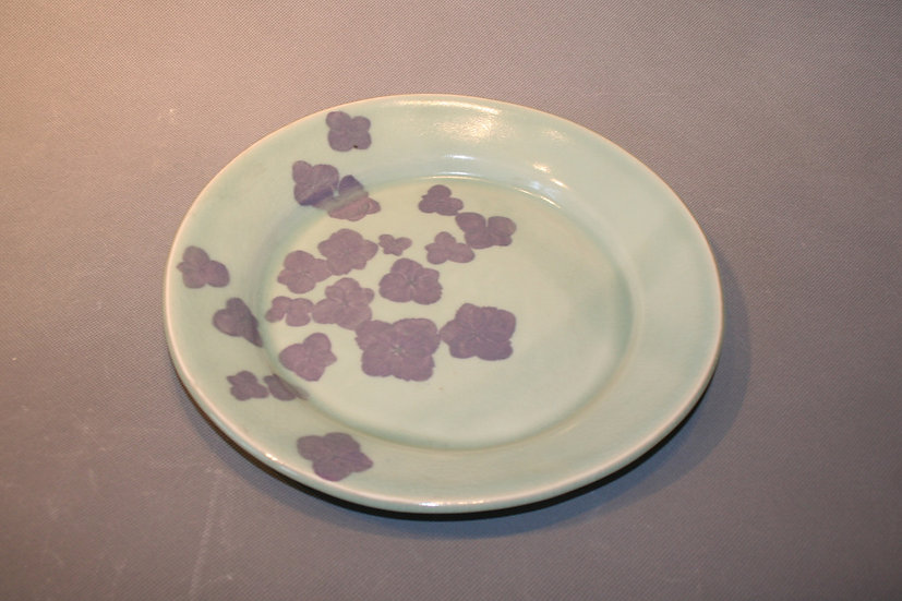Hydranga plate