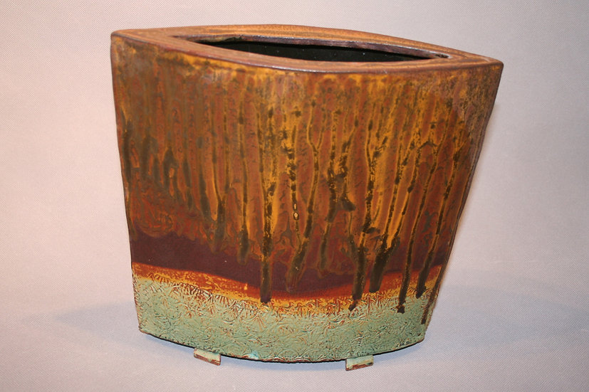 Medium leafless tree vase