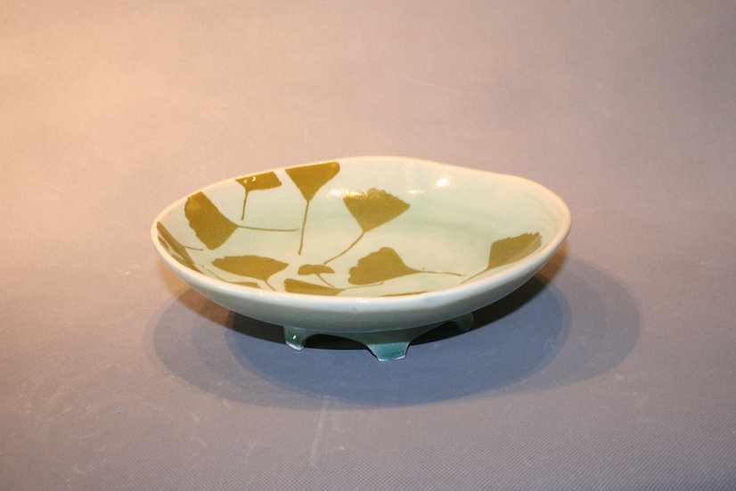 Medium gingko bowl