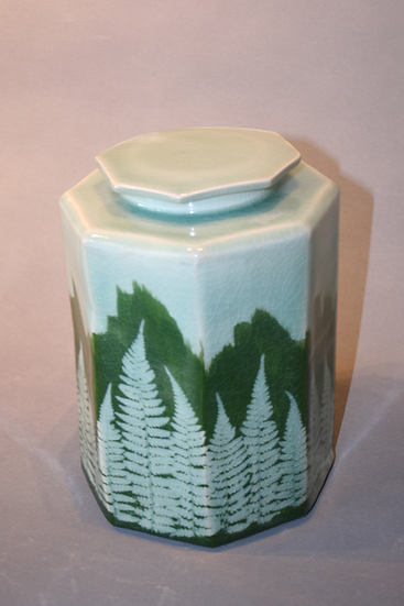 Evergreen tree canister