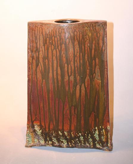 Giant leafless tree weed vase