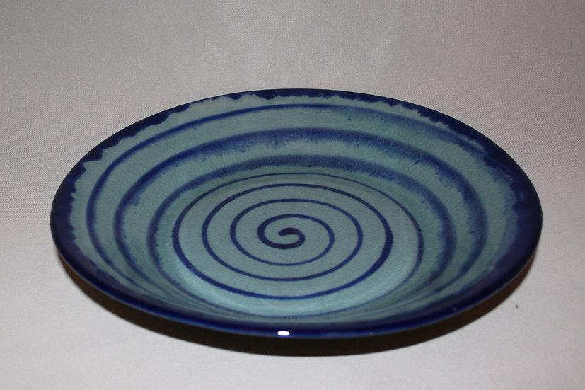 Spiral rings bowl