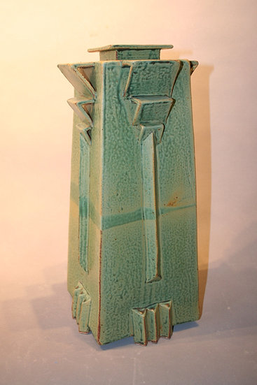 FLW weed vase