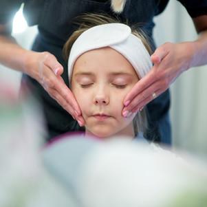 Massage pour enfants