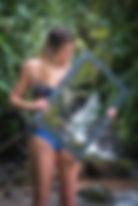 fotografia creativa naturaleza rio catarata sesion fotgrafica