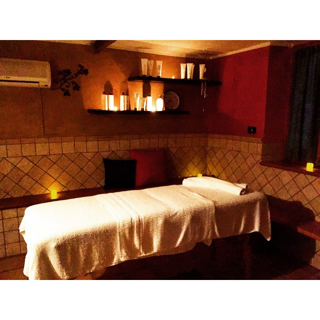 camera massaggi