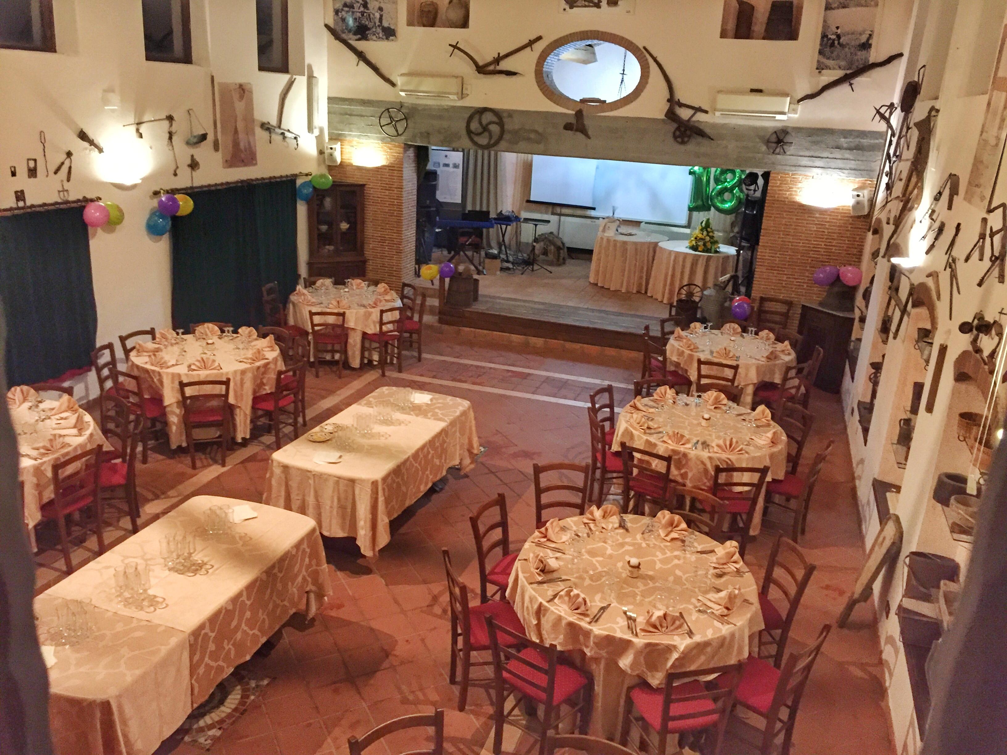 museo banchetto