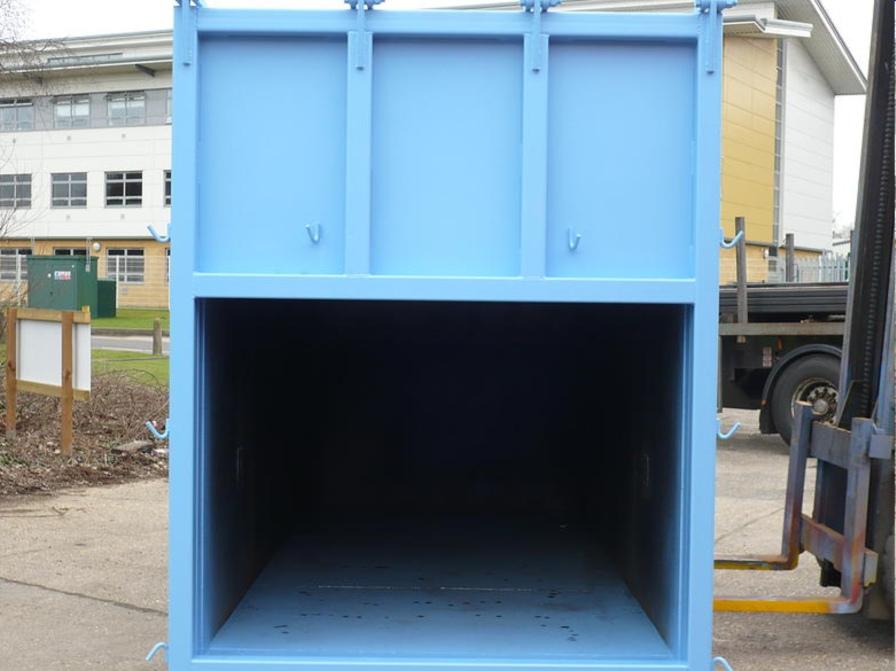35 yard compactor
