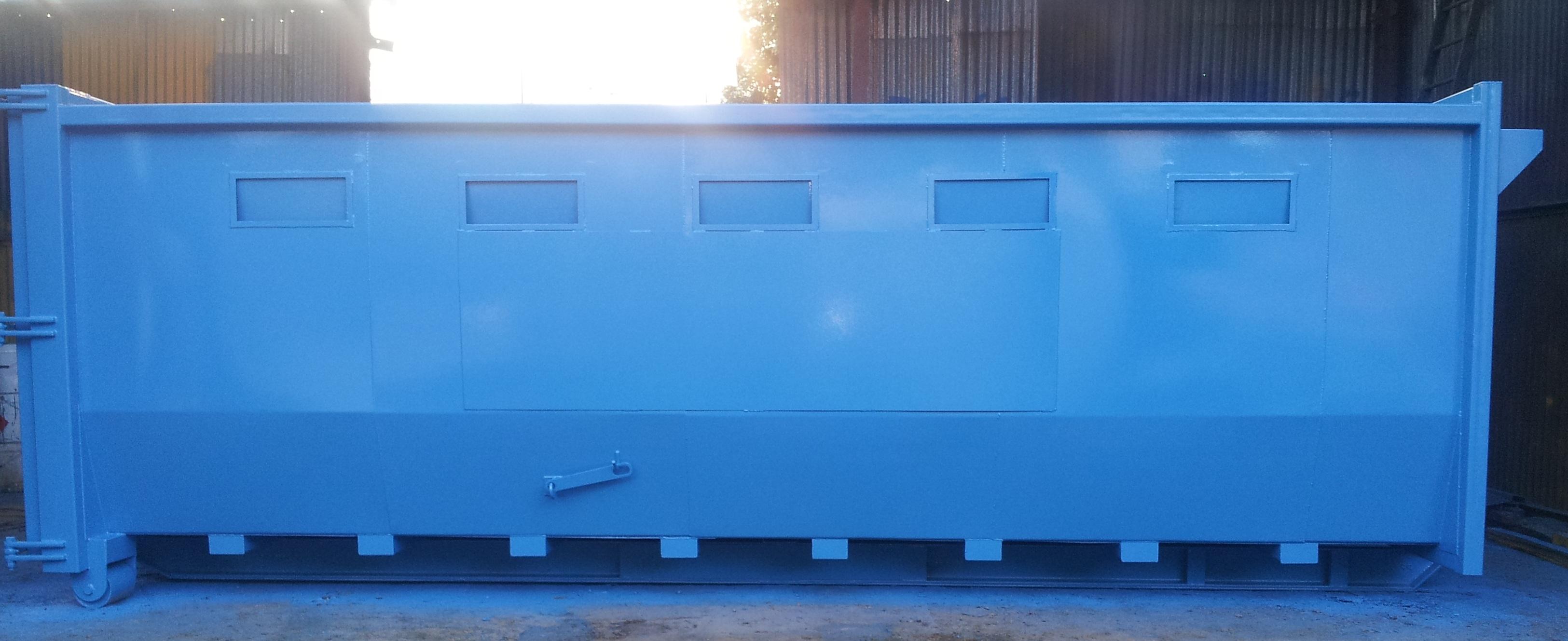 30 yard recycling bank