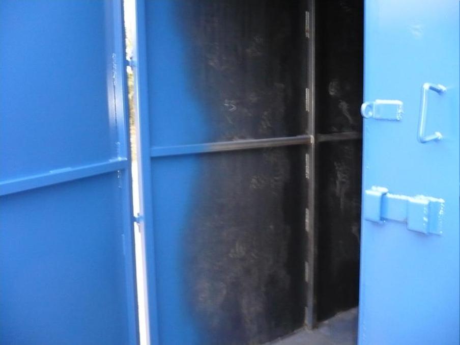 20 yard storage container