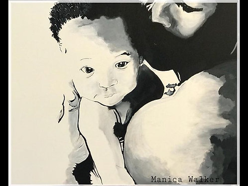 """Fatherhood"" by Manica Walker"