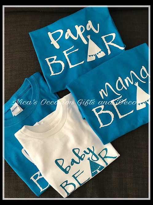 Bear Family Set of 4