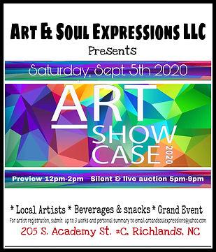 Art Showcase 2020