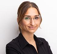 Saida eine Mitarbeiterin
