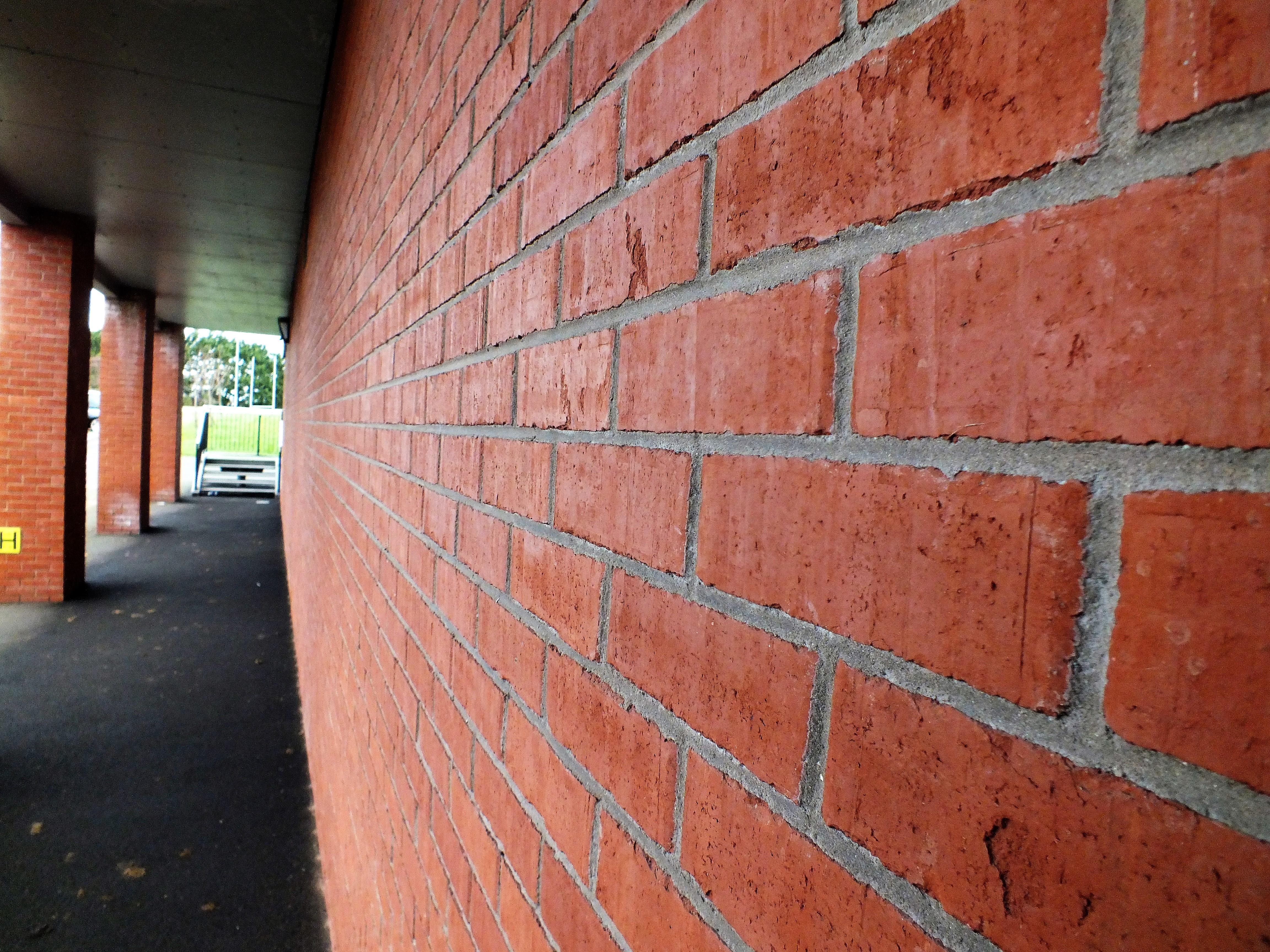 Detail of brickwork