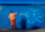 Graffiti Removal Cleaning/Washing Oakland CA, Richmond CA, Berkeley CA Hayward CA