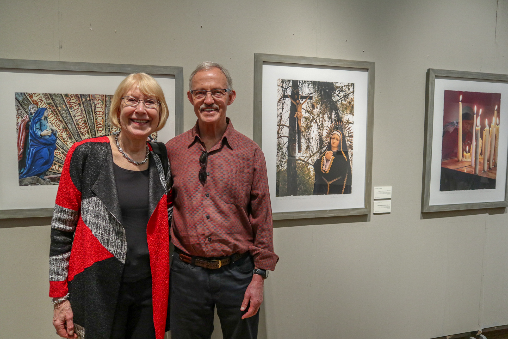 CEART March 2 - Teri and Hugh Carpenter