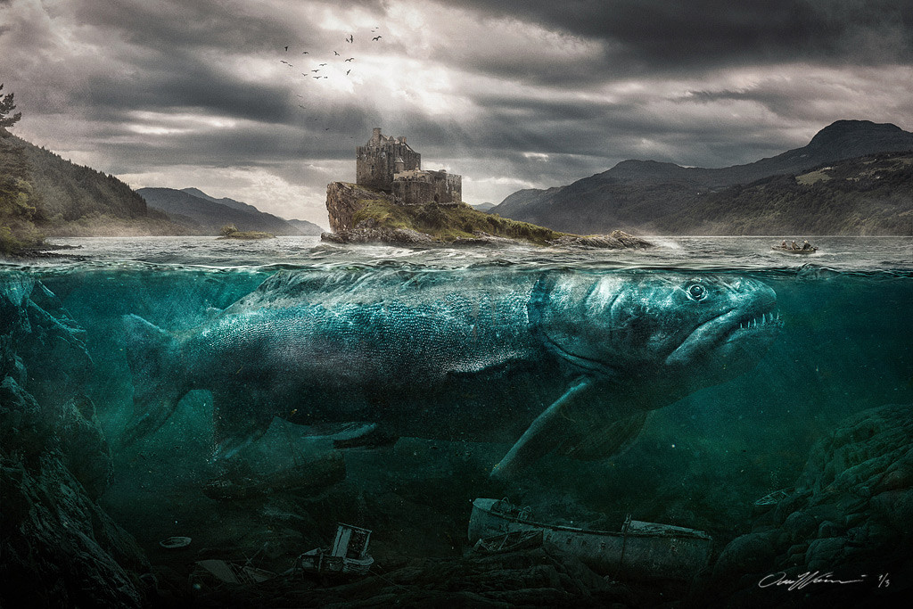 Loch Ness Salmon