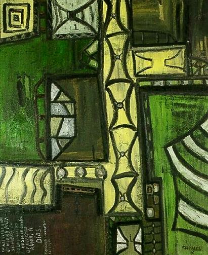 "#37 – Oil on Canvas – 48""X60"" – El Poema – 2017-Modifier.jpg"