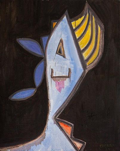 #25 Oil on canvas 24x 30_ Title- la felicidad 2021.jpg