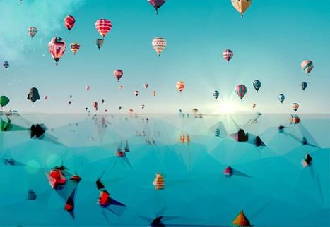 #jaymintonart 2018 'Floating'