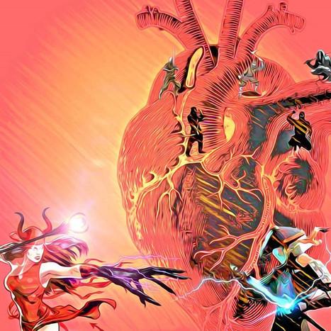 'Protect your nerd heart' _#jaymintonart