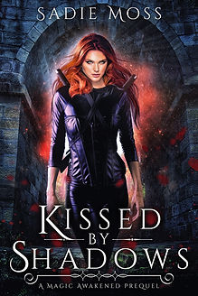 Sadie Moss - Kissed by Shadows - dark.jp
