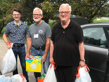 Walker Thanks Participants for Successful Women's Supply Drive Benefitting Northwest Compass
