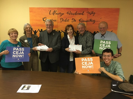 Walker Thanks Local Sierra Club for Advocacy on Clean Energy Jobs Act