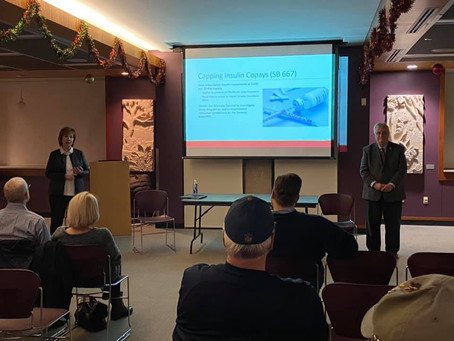 Walker, Gillespie Thank Residents for Attending Recent Town Hall