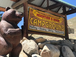 MRA Campground remains open during Forest closure!