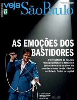 Capa Revista Veja São Paulo