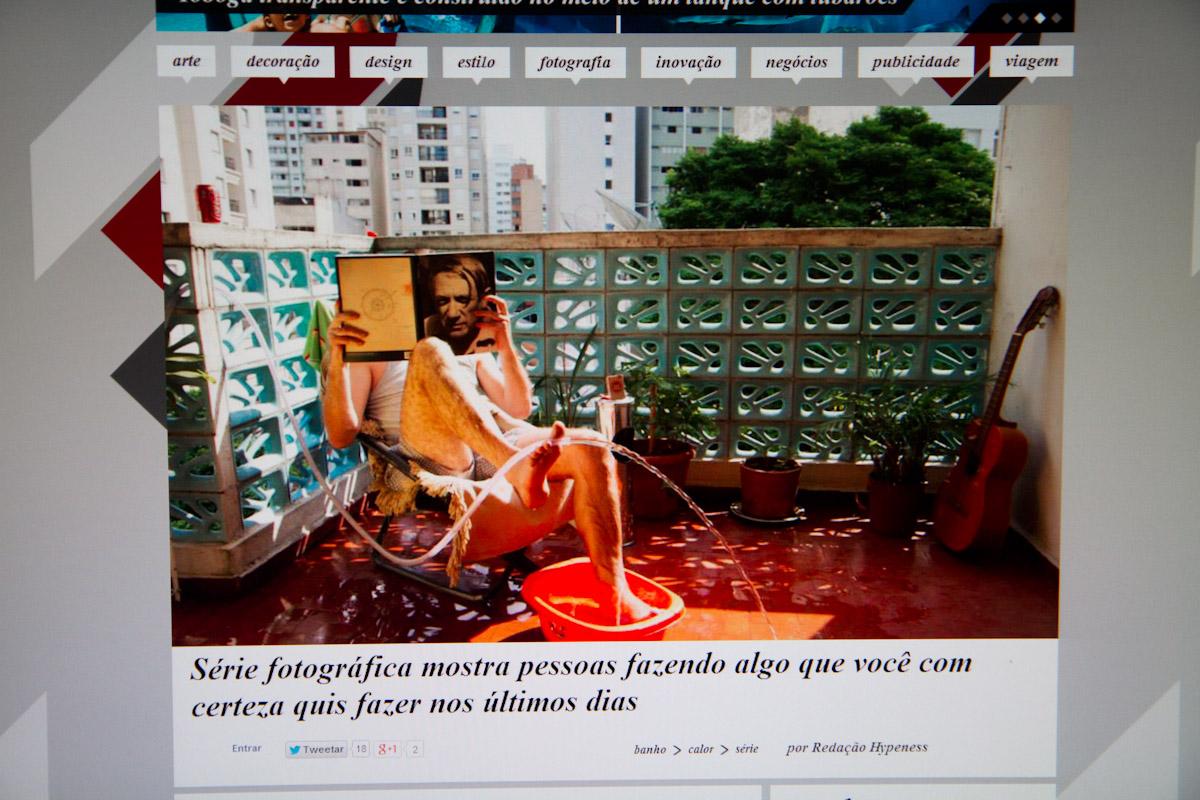 """Ensaio """"TODOS VERÃO"""""""