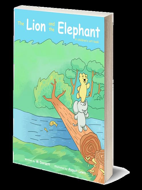 The Lion & The Elephant