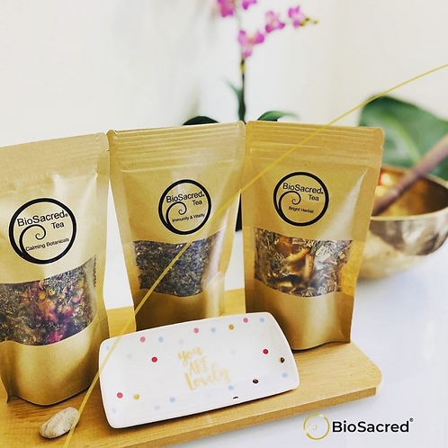 BioSacred Teas All In One Package