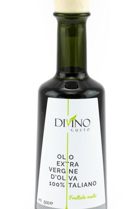 Extra Virgin Olive Oil Divino Gusto - 500ml