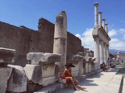Pompeii & the Amalfi Coast dream