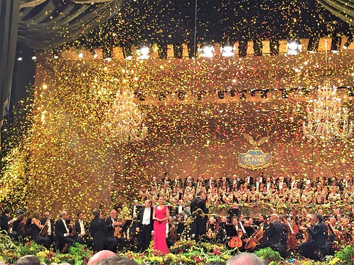 MUSIC IN VENICE: THE FENICE OPERA HOUSE