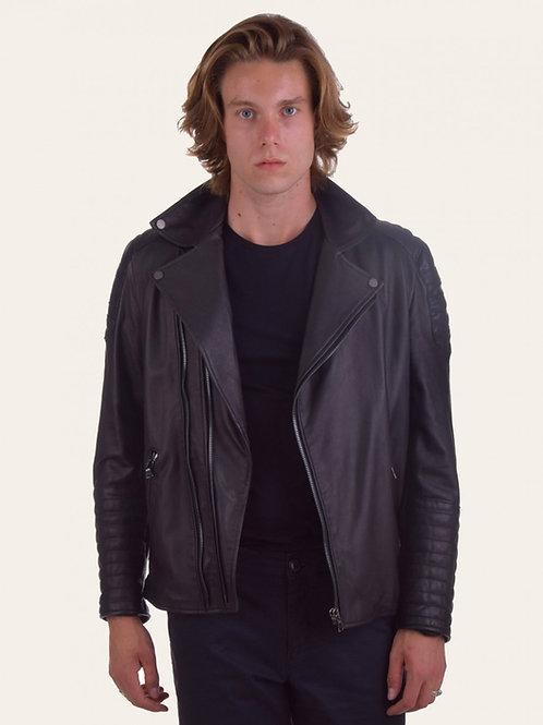 Chiodo Matteo Biker Leather Jacket