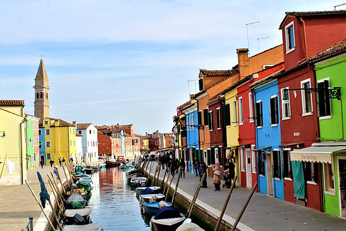 Venice VIP  TOUR: THE ISLANDS MURANO, BURANO AND TORCELLO IN THE NORTHERN LAGOON