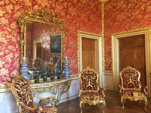 Venice THE ROOMS OF EMPRESS SISSI OF AUSTRIA