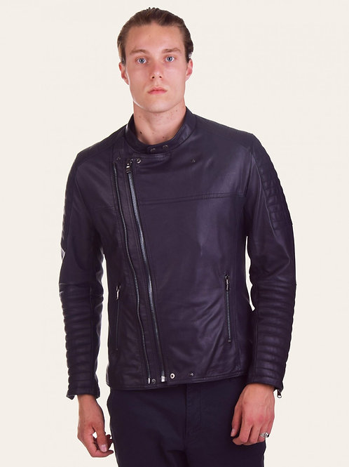 Roby Bike Nappa Leather Jacket