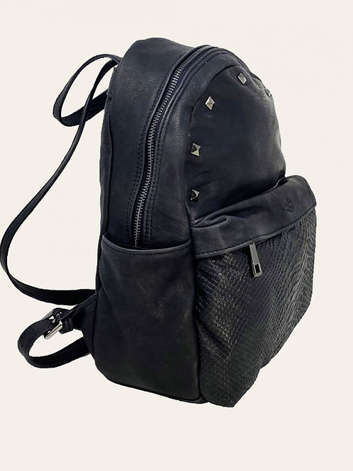 Roma Leather Backpack