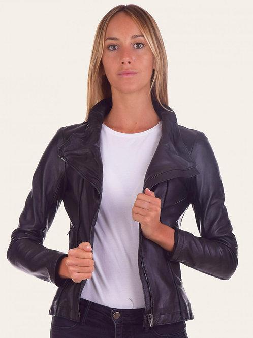 602 Crust Leather Jacket