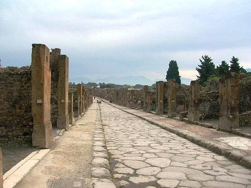 Explore Pompeii and go Wine Tasting