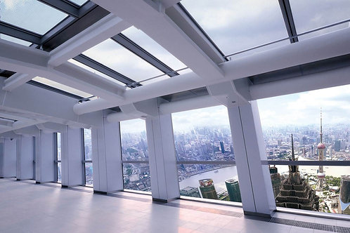 Osservatorio dello Shanghai World Financial Center @ SHANGHAI
