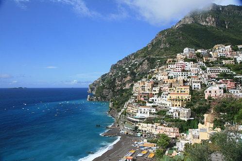 Sorrento Positano and Amalfi in one day