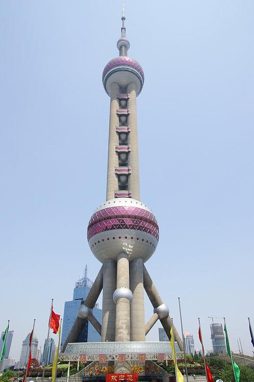 Shanghai Oriental Pearl