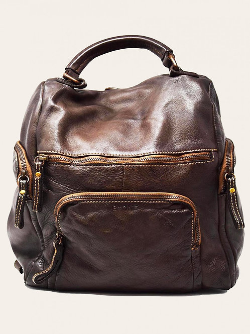 Arezzo Leather Backpack